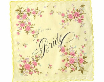 Sister of the Bride/Groom Handkerchief