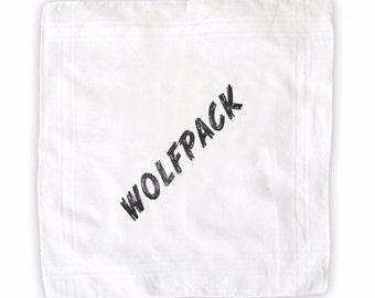 Wolfpack Handkerchief