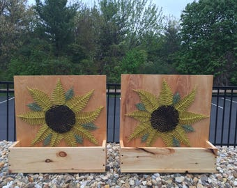Sunflower Planter