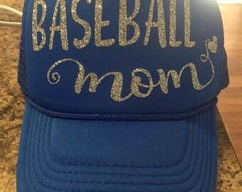 Baseball mom with heart
