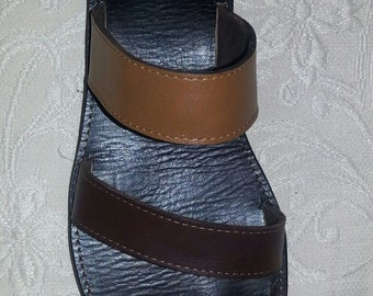 HANDMADE, Handmade leather sandals, handmade