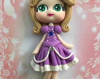Sofía Clay Figure