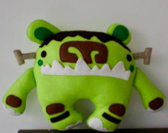 Franken-Monster Green