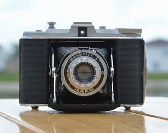 Agfa Isolette 4.5 vintage film camera