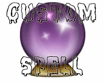 Custom Spell
