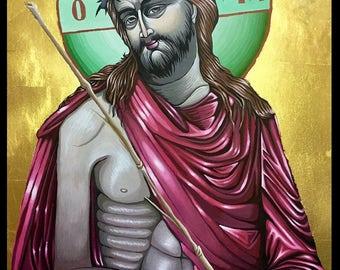 Icon - Lamb of God