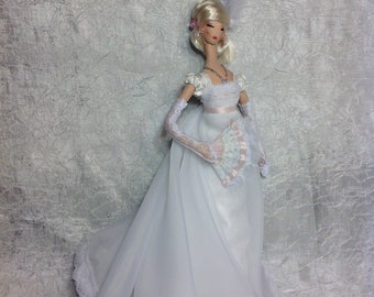 Tilda, dress doll, textile cloth dream doll, Korean art interior design doll,  gift doll, decorative handmade doll