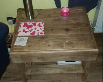 Bespoke Scaffold Pallet Coffee Tables/ Desks/ Workstation Breakfast Bar