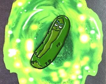Pickle Rick Pin - Rick & Morty, Rick Sanchez Pin
