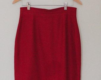 Vintage Liz Claiborne Pencil Skirt Size 10