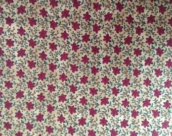 Moda Snow Blooms by Kansas Trouble Quilters 9201        -- 1 yard cuts