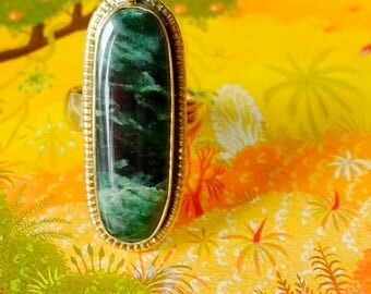 The Guatemala jade ring - o-storm Navy
