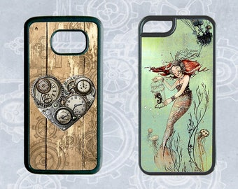 Steampunk Phone Cases for iPhone, Samsung Galaxy & Galaxy Note
