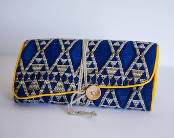 "Jewelry pouch travel ""Johnny"""