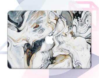 Marble Macbook Pro Case 13 inch Pro Retina 15 Case Hard White Marble Macbook Hard Case Black 12 Macbook Case Hard laptop Case air 11 mCM29