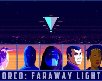 Norco: Faraway Lights Print