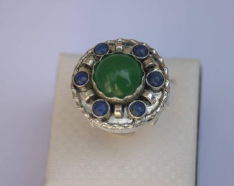 handcrafted ring