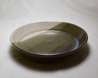 Handmade ceramic platter (small)