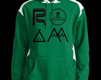 ROAM Men's Printed Pullover