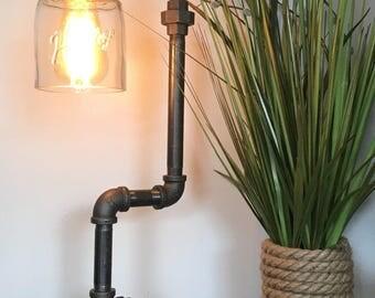 """Industrial Pipe Lamp - """"The Original"""""""