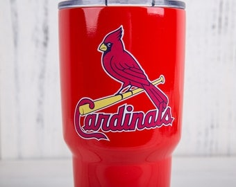 St. Louis Cardinals YETI Cup St. Louis Cardinals Cup St. Louis Cardinals Birthday St. Louis Cardinals Gift St. Louis Cardinals Party