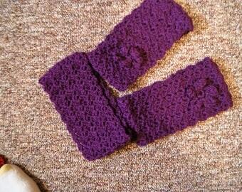 Hand crocheted Head bands
