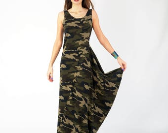 Camouflage dress, Military green dress, Camo dress, Camo prom, Camo gown, Camouflage clothes, best military dress, military apparel