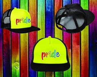 Pride Trucker Hat