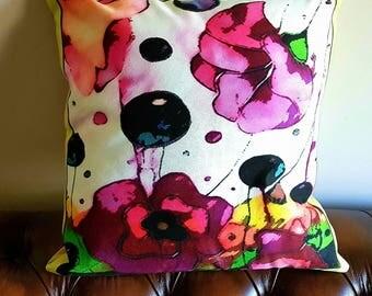 """Cushion """"Poppy"""""""