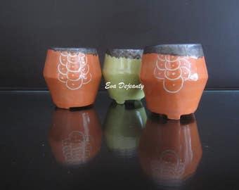 Handmade ceramic Cup (espresso, coffee)