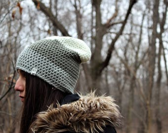 Light Weight Slouchy Beanie