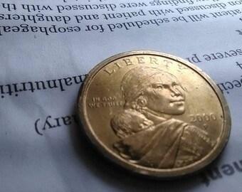 Liberty Cheerios Dollar