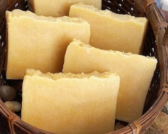 Litsea-Lemon Handmade Goat's Milk Soap