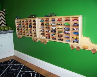 Hot Wheels Storage Rig
