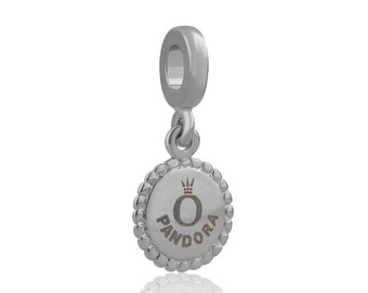 Pandora Charm Fit European Bracelet Bead Dangle Silver Plated