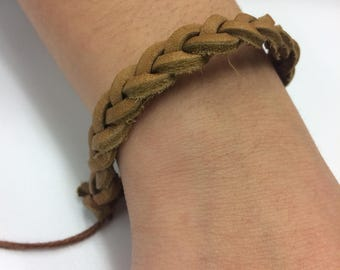 Adjustable Leather Bracelets