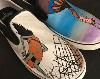 Circa Survive shoes