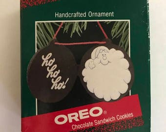 1986 Hallmark Keepsake Ornament - Oreo Cookie
