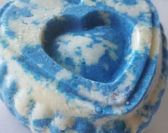 Blueberry Muffin BathBomb