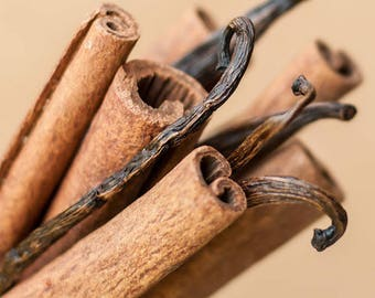 Cinnamon & Vanilla