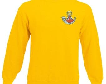 Light infantry regiment sweatshirt