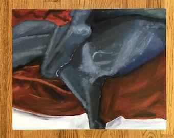 Fabric- Painting