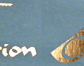 Ovation Guitar Logo Decals - Waterslide ALL Colors!