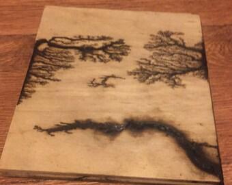 Wood art and design