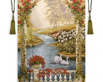 "Tapestry ""River of love"""