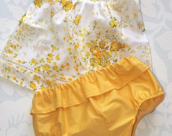 Baby summer top and pants 100% Cotton