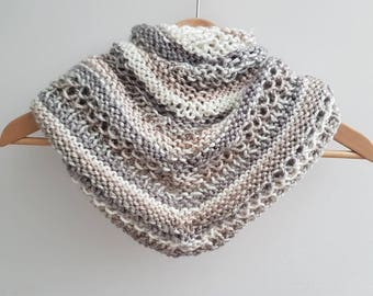 Super soft scarf and shawl