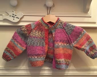 Baby girl cardigan sweater 0-3 months