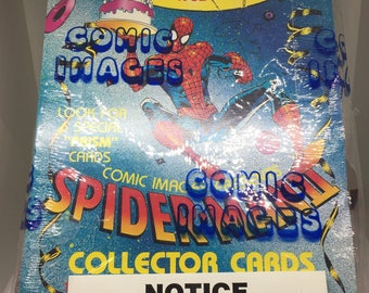 Comic Images Presents Spiderman II 30th Anniversay Collector Cards (1962-1992)