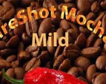 FireShot Mocha Decaf Coffee Mild